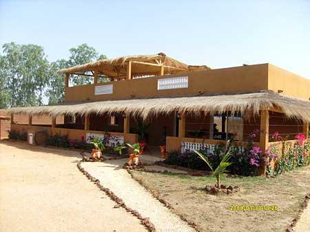 villa a NGAPAROU