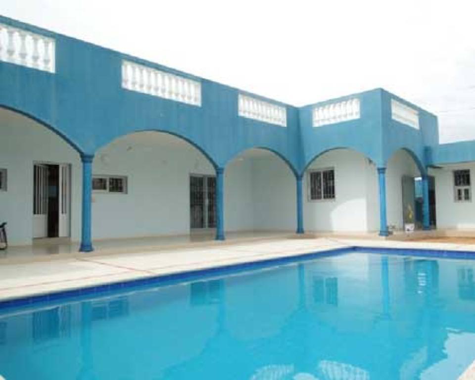 Vente Villa 140 m2 Terrain 586 m2 Ngaparou Sénégal Réf. V1936